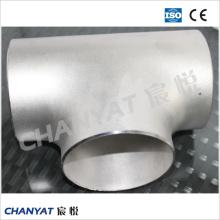 A403 (CR321, S32100) ASTM Edelstahl Rohrfitting Tee