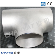 A403 (WP316H, S31609) ASTM Pipe Fitting Stainless Steel Tee