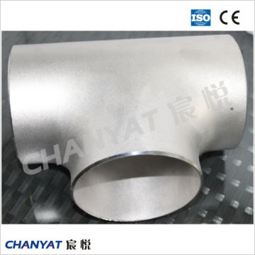 T de aço sem emenda de A403 (CR309H, S30909) ASTM
