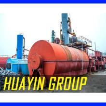 Depuis 1993, cette entreprise a utilisé de l'huile moteur au diesel en utilisant des brûleurs à mazout