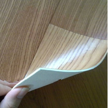 China Piso barato de alta calidad del PVC y diversos colores