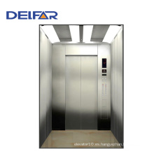 Elevador de pasajeros de alta calidad con sala de máquinas pequeñas