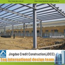 Fabrication et entreposage des entrepôts en acier de construction Jdcc1033