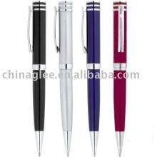 metal pen, ball pen
