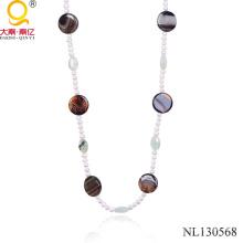Collar moldeado 2014 de la joyería de la manera del collar