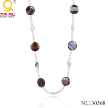 2014 Beaded Necklace Fashion Jewelry Necklace