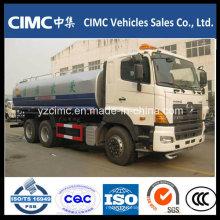Hino 15000 Liters-25000 litros de caminhão tanque de água