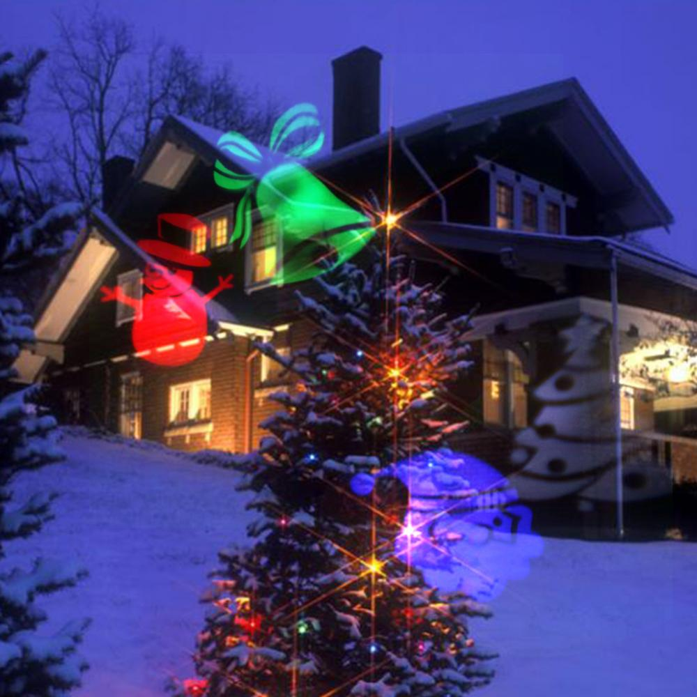Christmas Projector LED Landscape Projector