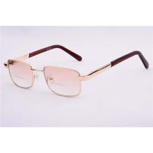 óculos de leitura bifocais, ótica de sol óculos de leitura (JL090)