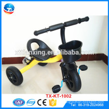 Pass CE-EN71 Factory Price Plastic Material Children Tricycle Baby Tricycle Toy