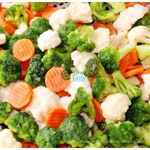 IQF misturada legumes (Califórnia)