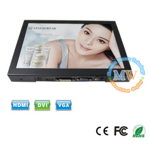 16:10 haute résolution moniteur 1280x800 lcd, écran plat slim 10,1 moniteur hdmi