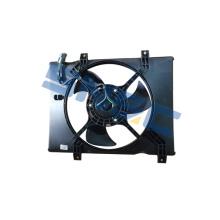 Q21-1308010BA Radiador y ventilador del radiador Charry Karry Q22B Q22E