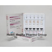 Rex Glutathione Hecho en Hungría Nueva Actualización Glutathione Injection y 1g / 10ml Vc