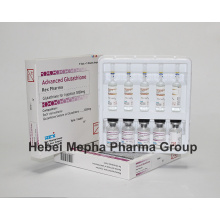 Rex Glutathion Fabriqué en Hongrie Nouvelle mise à jour Glutathione Injection et 1g / 10ml Vc