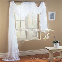2016 Nouveaux rideaux Designs Elegant Comfort Voile Window Curtains Designs Sheer Curtains Drapes