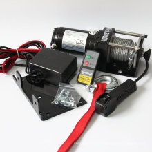 CE genehmigte 3000LB SUV / Jeep / LKW 4WD Winde / elektrische Winde / Selbstwinde / elektrische LKW-Winde