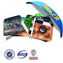 Artículo de la promoción Lenticular 3D Effect Cup Coaster