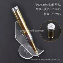 Wireless Permanent Eyebrow Makeup Machine Pen with battery