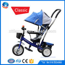 2015 Hot selling Best Safety Cheap Price Baby Kids Tricycle With Trailer/mother baby stroller bike/baby twins tricycle