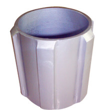 Straight Vane Aluminium Solid Rigid Centralizer