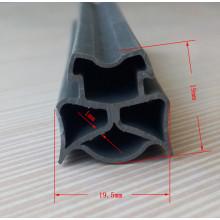 Selagem da gaxeta da porta da borracha de silicone da isolação térmica