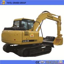 Excavadoras hidráulicas de orugas fabricadas en China