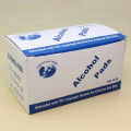 Paño de microfibra de almohadillas de enfermería médica de paquete pequeño