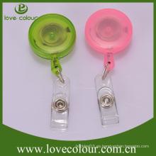 Lovecolour personalizado de 32 mm de plástico bobina pull pull