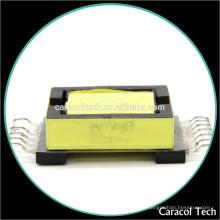China Hersteller horizontale Typ Hochfrequenz Step Up Efd-Transformator