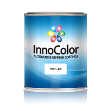 InnoColor Car Paint Colors para Auto Refinish Paint