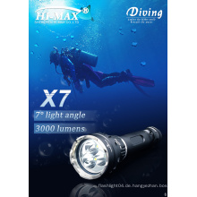 Top-Design Professionelle Unterwasser-Militär Tauchausrüstung