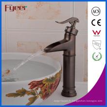 Robinet de lavabo Fyeer en laiton antique de haute qualité