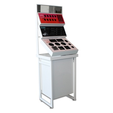 professionele make-up display stands