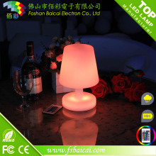 Rechargeable Comfortable Color Changing LED Table Light