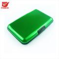 Aluminum Shell Waterproof Anti-magnetic Blocking Protector Credit Card Wallet Holder