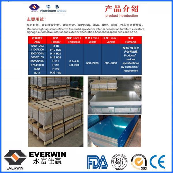 Aluminum Sheet 18