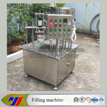 Automatic Rotary Type Plastic Cup Filling Machine