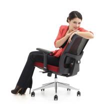 chaise de bureau coussin lombaire / en maille chaise ergonomique
