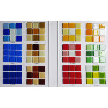 Chinese Cheap Mosaic Crystal Glass Mosaic