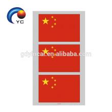 Bannière nationale 2018 Drapeaux nationaux de tatouage drapeaux Autocollants corps de visage