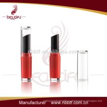LI19-6 Confiable China proveedor lápiz labial envases vacío lápiz labial contenedor