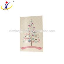Bulk Party Christmas Decoration Greeting Cards,Customized Logo