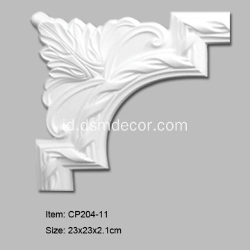 PU Chair Rails dan Crown Panel Moulding