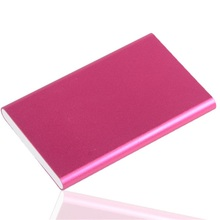fast charge portable power bank charger 4000mah