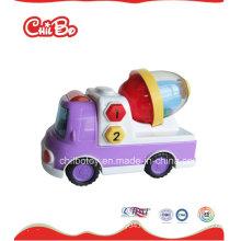 Emergency Little Plastic Toy Car (CB-TC009-M)