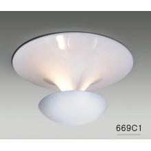 Moderne hochwertige Haus Carbon Stahl Deckenleuchten (669C1)