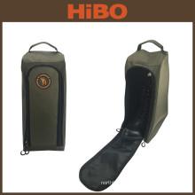 2017 Custom Cheap Printing Wholesale Designer Nylon Custom Travel Shoe Bag