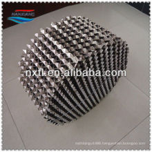 wire gauze packing metal structured