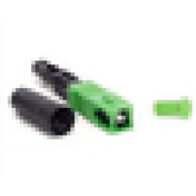 FTTH fiber optic fast connector, SC/APC fast connector ,SC/UPC Quick Field assembly fiber optic connector